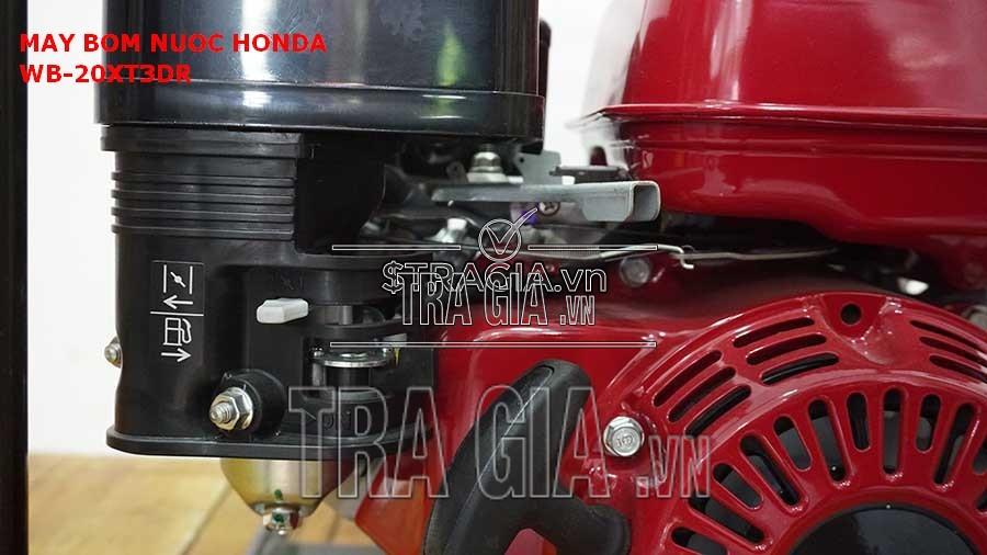 Tay ga của máy bơm nước Honda WB-20XT3DR
