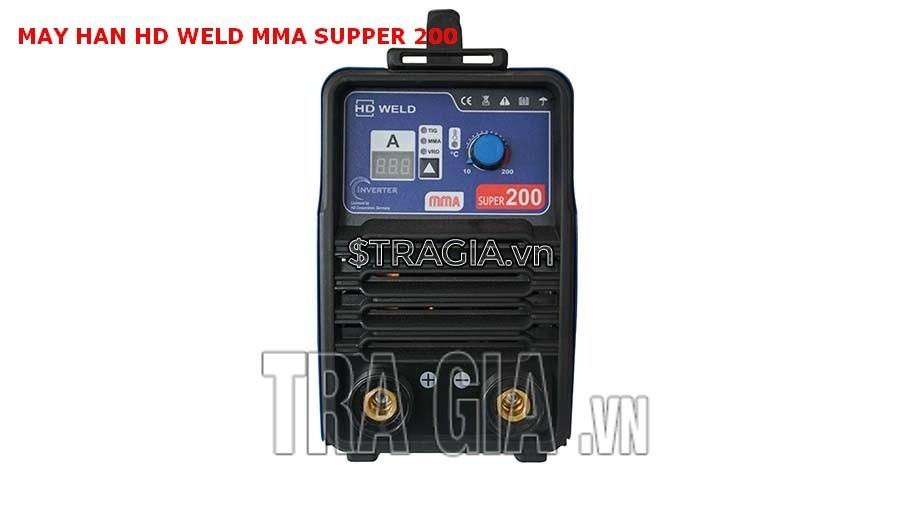 Mặt điều khiển máy hàn điện tử HD MMA Super 200