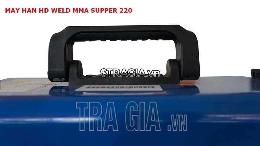 Tay cầm của máy hàn que HD MMA Super 220