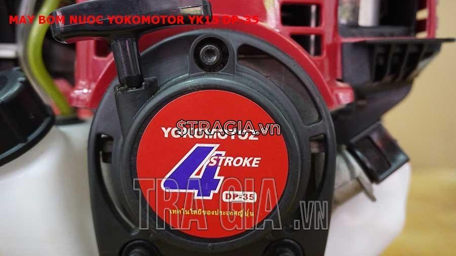 Tay giựt khởi động của máy bơm nước Yokohama YK-15