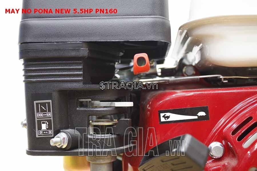 Tay ga của động cơ xăng PONA PN160 5.5HP