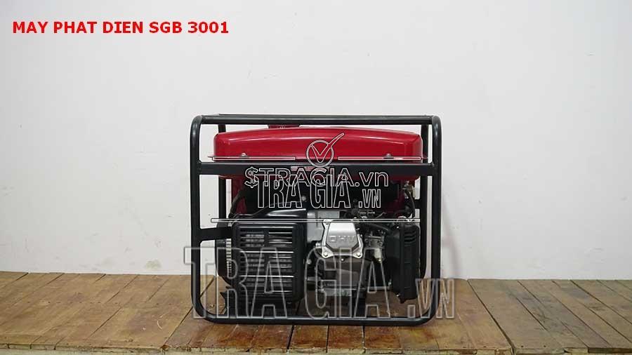 Máy phát điện chạy xăng SGB 3001 chất lượng