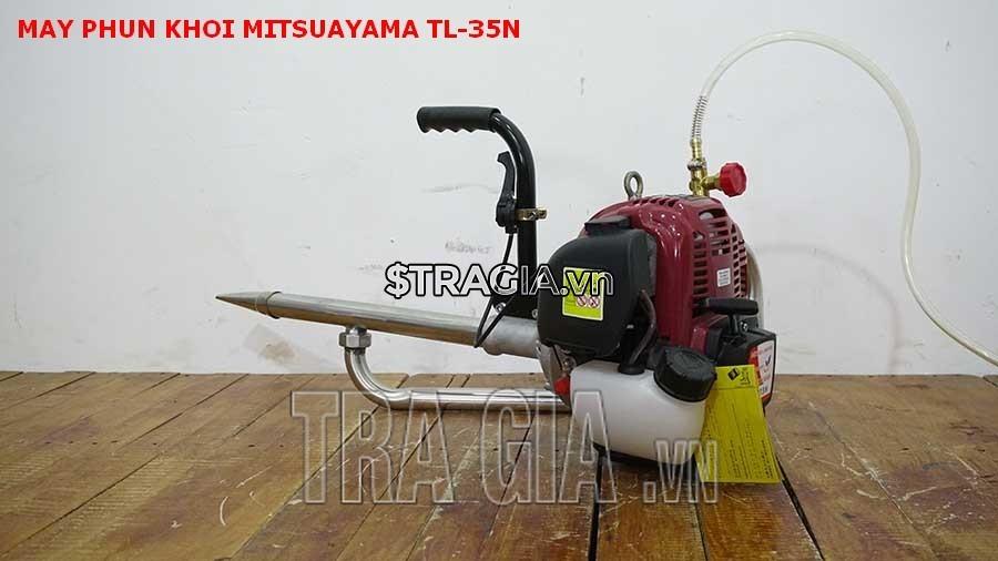 Máy phun khói động cơ Mitsuyama TL-35N chất lượng