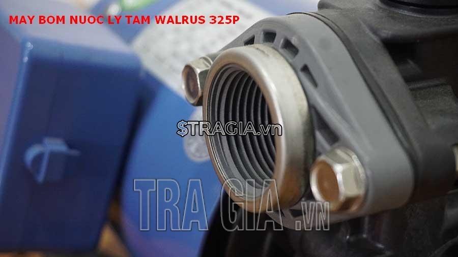 Máy bơm nước ly tâm-Walrus dễ dàng sử dụng