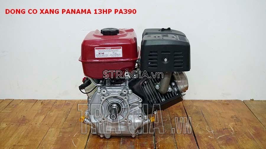 Động cơ nổ PANAMA 13HP PA390 có thiết kế gọn gàng, tương đối nhẹ, có thể di chuyển máy dễ dàng