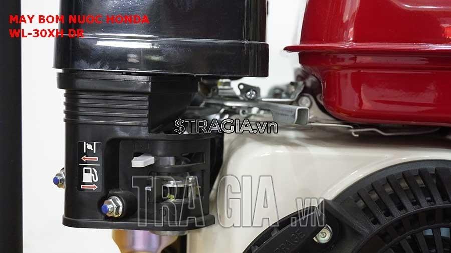 Tay ga của máy bơm nước Honda WL-30XHDR