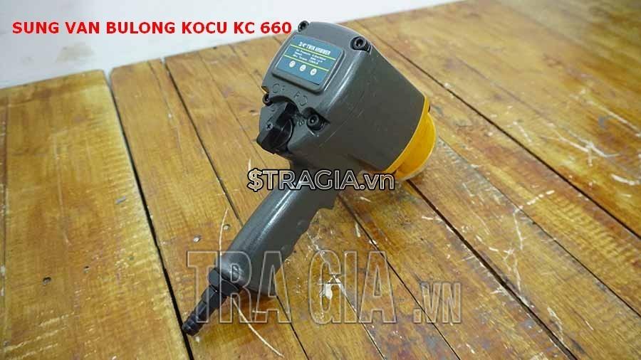 KC-660 được thiết kế kiểu dáng hiện đại với tay cầm chắc chắn