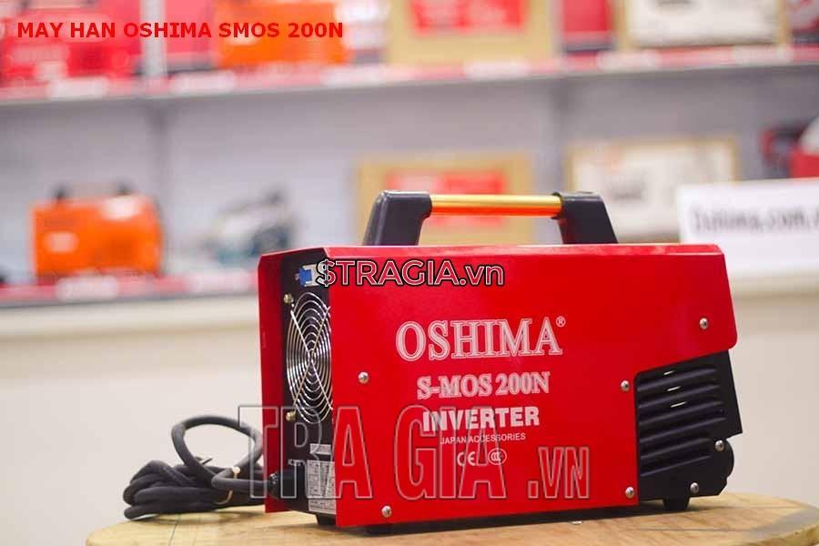 Máy hàn điện tử Oshima S-MOS chính hãng