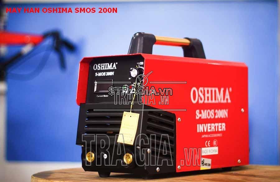 Máy hàn Oshima S-MOS 200N