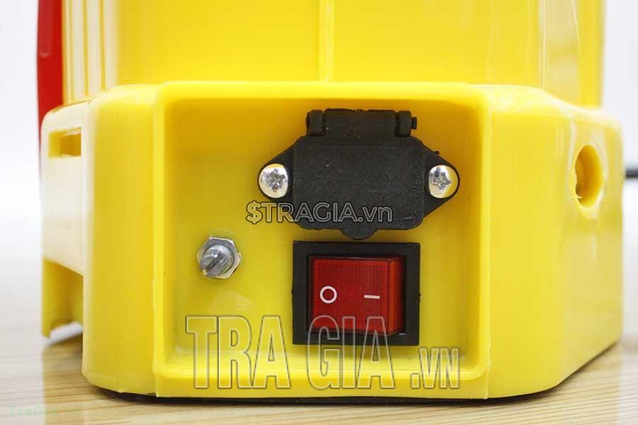 Nút khởi động bình xịt điện Kubota KD 20A