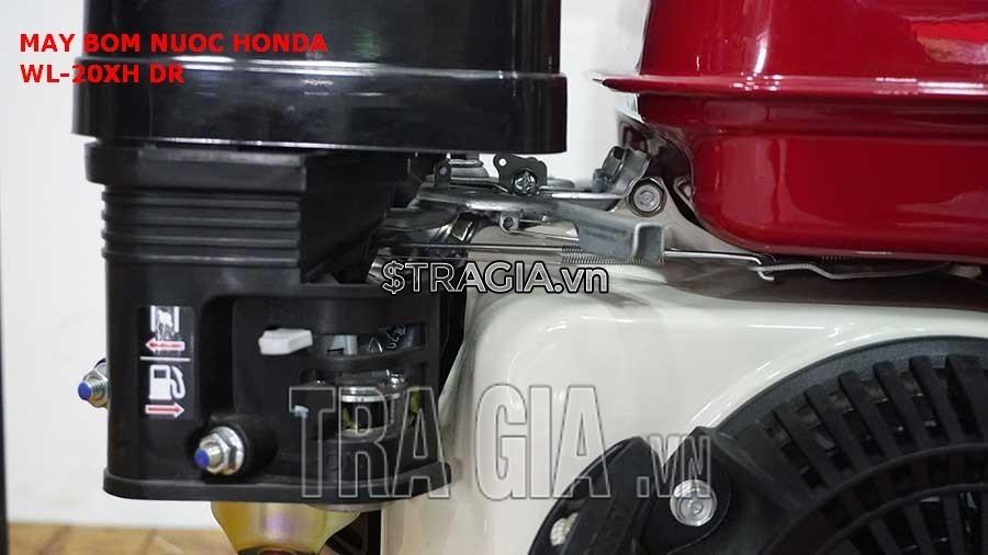 Tay ga của máy bơm nước Honda WL20XHDR