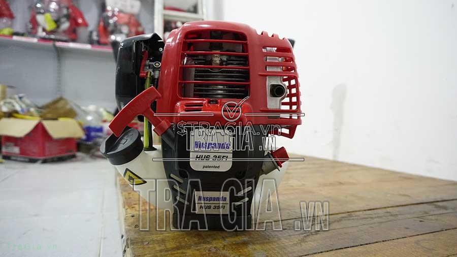 Mặt trước máy cắt cỏ Honda UMK435T U2ST