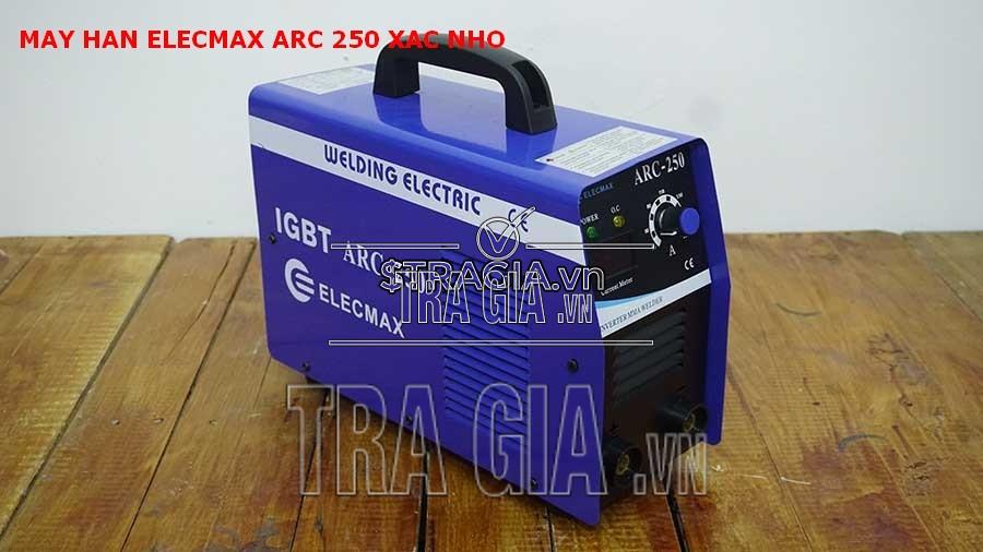 Máy hàn Elecmax ARC-250 xác nhỡ
