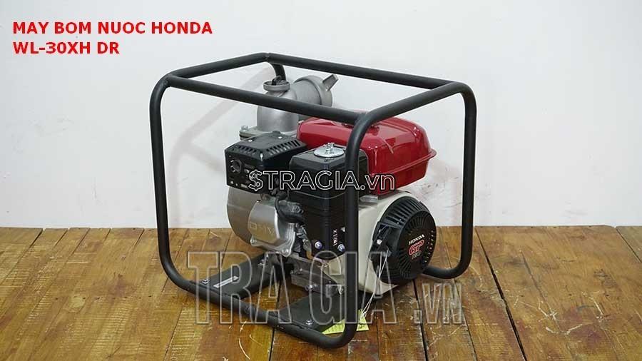 Máy bơm nước Honda WL 30XHDR có thiết kế đơn giản giúp người dùng dễ dàng sử dụng