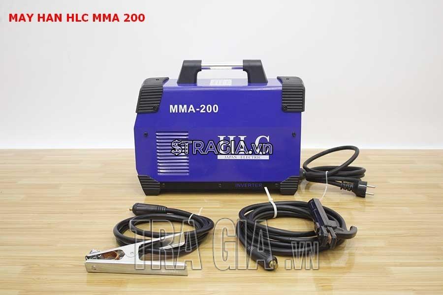 Phụ kiện máy hàn que máy hàn điện tử MMA 200