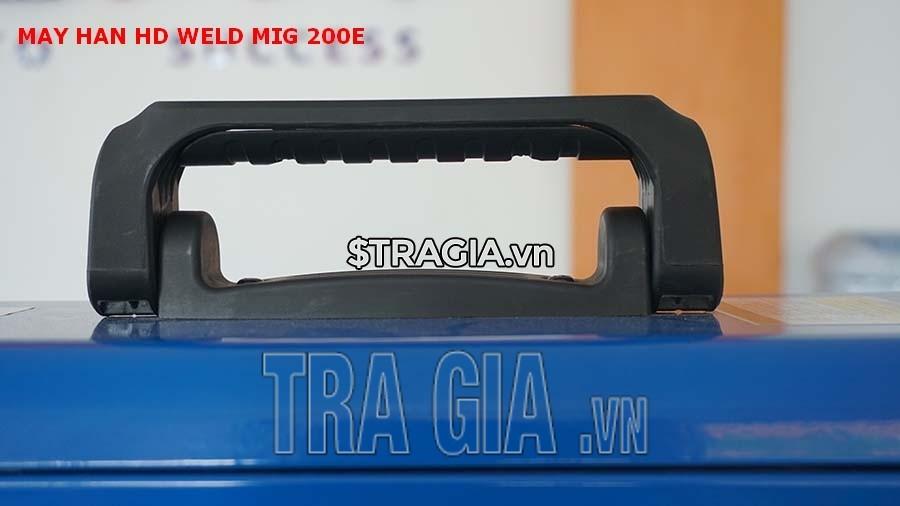 Tay cầm của máy hàn HD MIG 200E