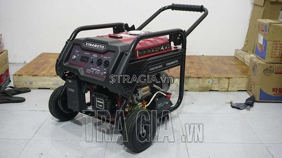 Máy phát điện chạy xăng 3900E 3.5KW (đề) chất lượng