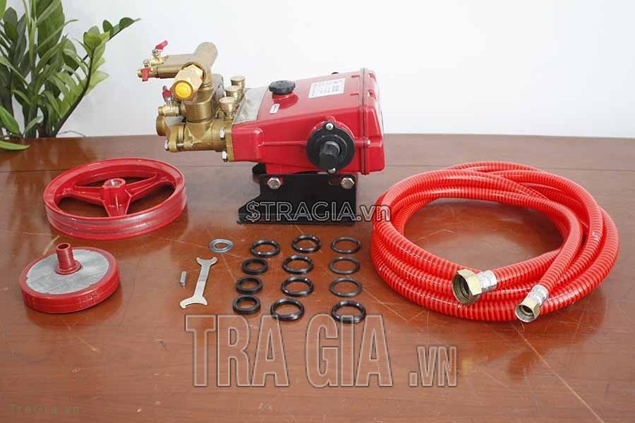 Bộ sản phẩm đầy đủ của đầu phun áp lực Dragon HS30A