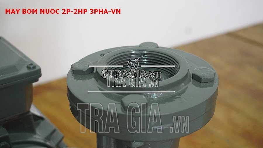 Máy bơm nước 2P-2HP-3pha-VN tiện dụng