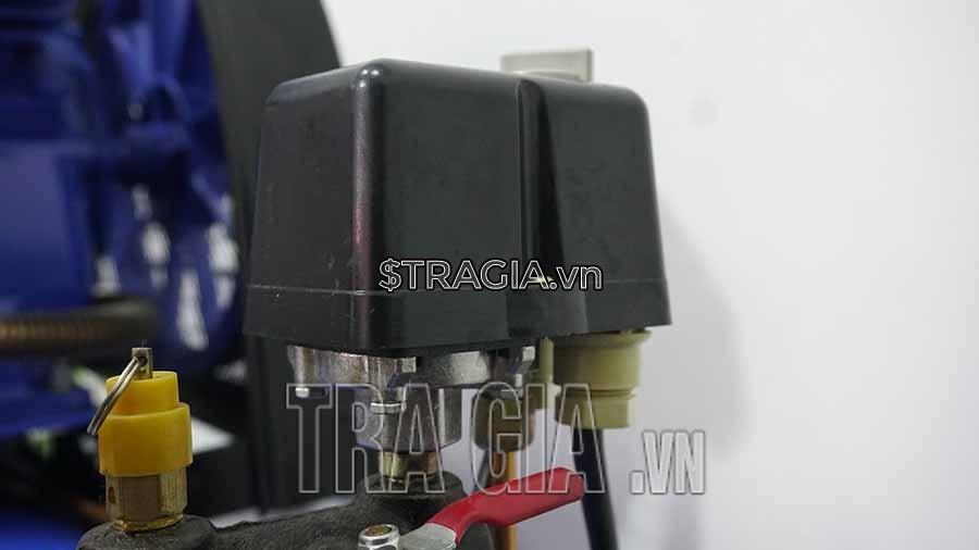 Máy nén khí dây đai Pegasus TM-V-0.25/12.5-120L-3HP-220V