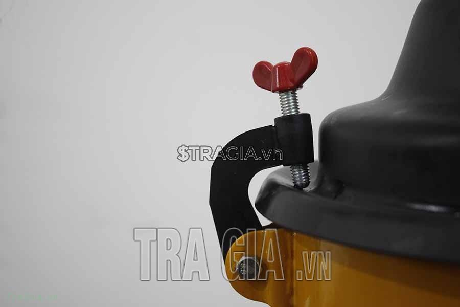 Nắp đậy của máy tháo lắp dễ dàng