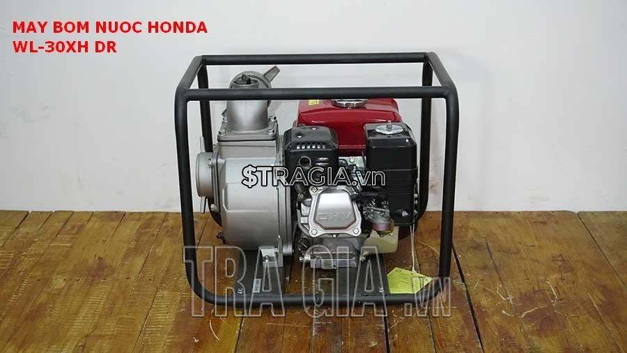 Máy bơm nước Honda WL-30XH-DR được sử dụng phổ biến trong nông nghiệp