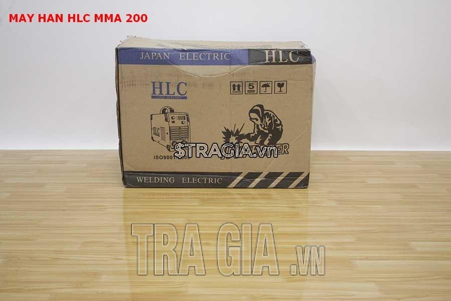 Thùng đựng của máy hàn điện tử MMA 200