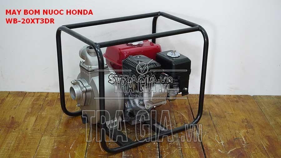 Máy bơm nước Honda WB-20XT3DR được sử dụng phổ biến trong nông nghiệp