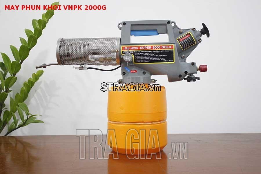 Máy phun khói VNPK-2000G