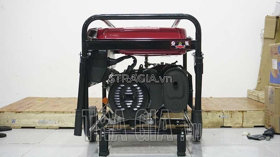 Máy phát điện chạy xăng 4900 4.5KW uy tín chất lượng