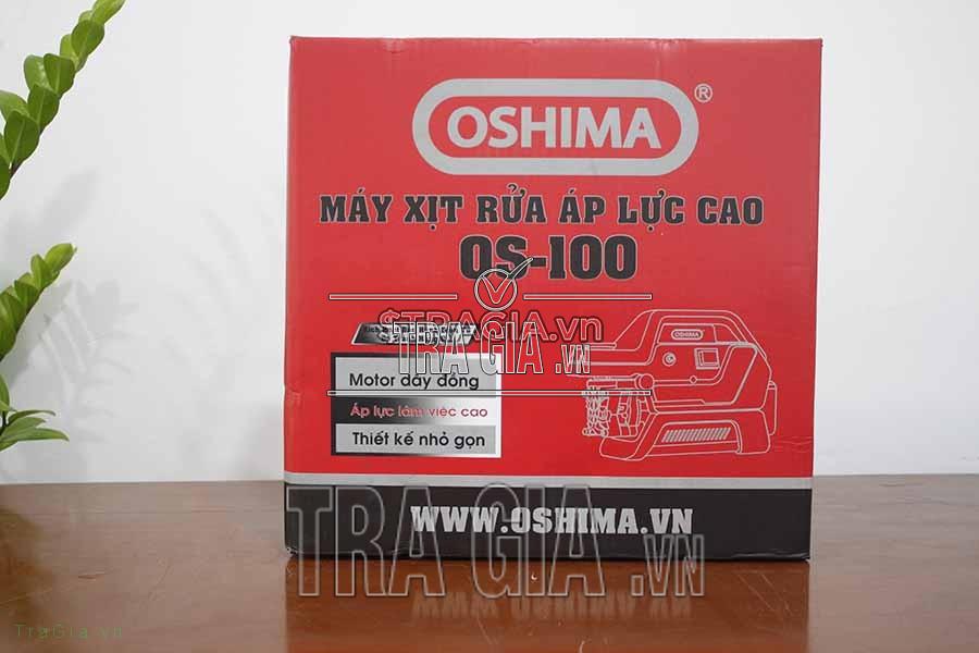 Thùng đựng máy rửa xe Oshima OS 100