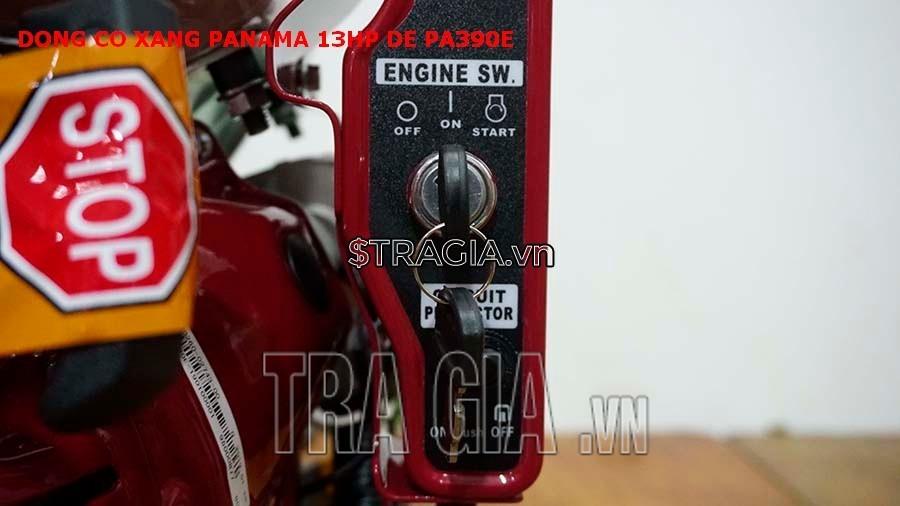 Bộ đề của máy nổ PANAMA 13HP PA390E