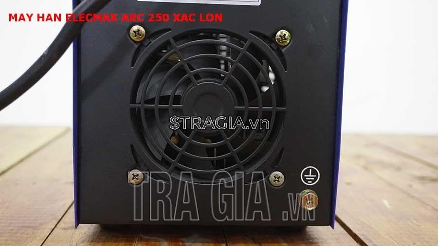 Quạt tản nhiệt của máy hàn ARC 250 xác lớn