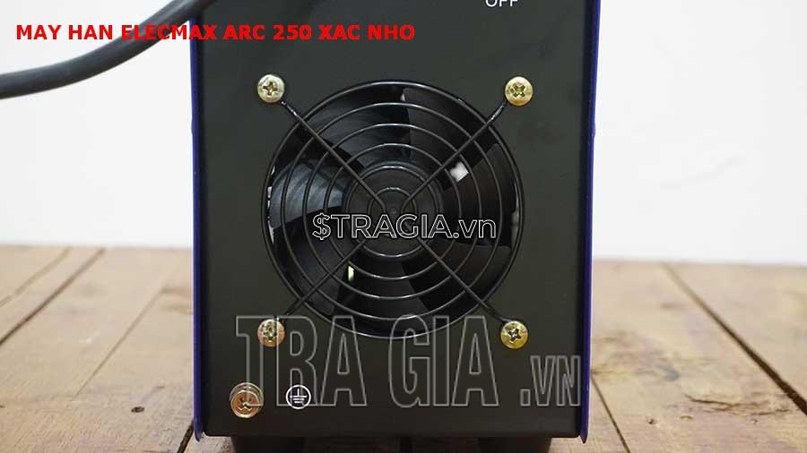 Quạt tản nhiệt của máy hàn ARC 250 xác nhỡ