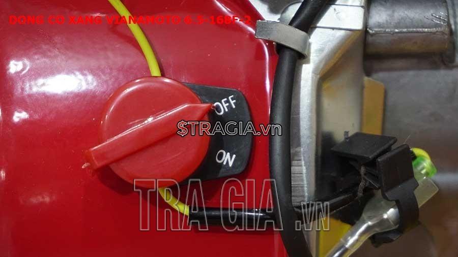Công tắc khởi động của máy nổ VINAMOTO 6.5HP 168FF