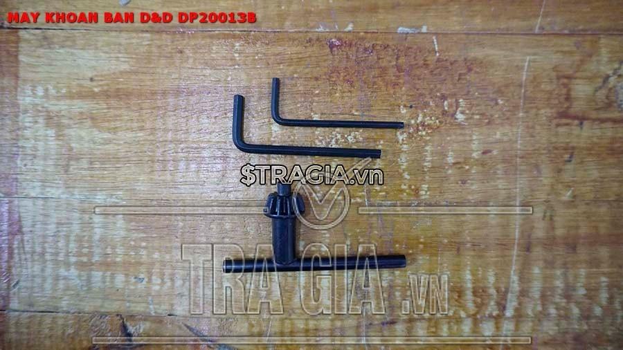 Phụ kiện máy khoan D&D DP20013B