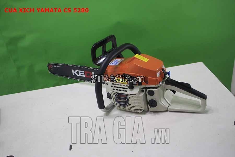 Cưa xích yamata cs 5280 chính hãng