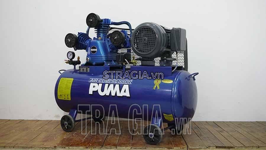 Máy hơi dây đai PUMA 3HP 100L