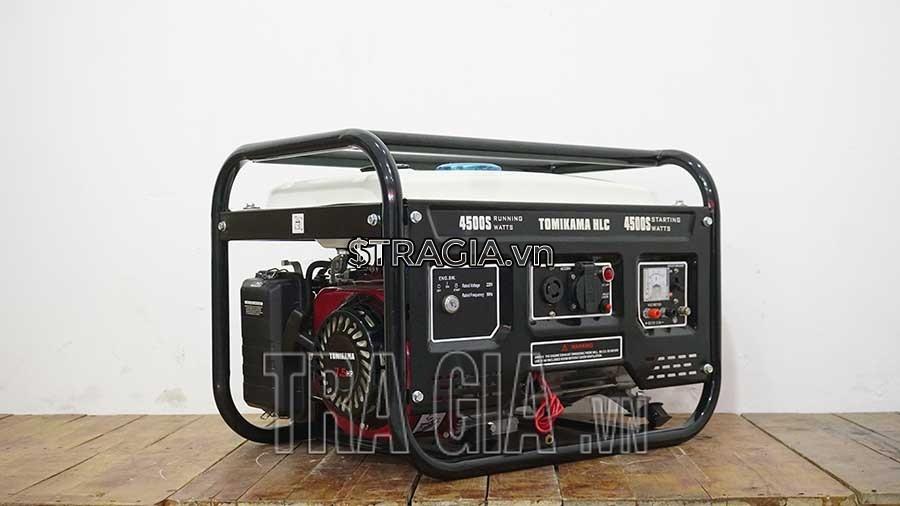 Máy phát điện chạy xăng 4500s chất lượng