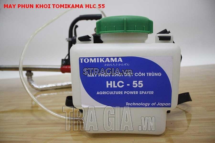 Thùng chứa hóa chất của Tomikama HLC-55