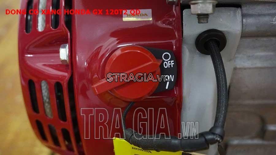 Công tắc khởi động của máy nổ Honda GX 120T2 QD