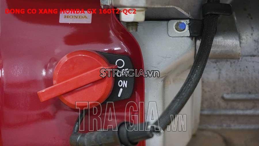 Công tắc khởi động của máy nổ Honda GX 160T2 QC2