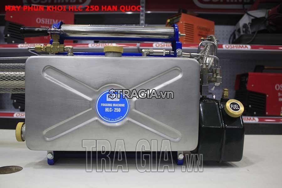 Thùng chứa hóa chất của máy phun khói HLC-250 Hàn Quốc