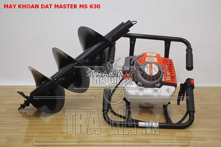 Máy khoan đất Master MS-630