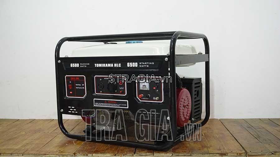 Máy phát điện chạy xăng 6500 chất lượng
