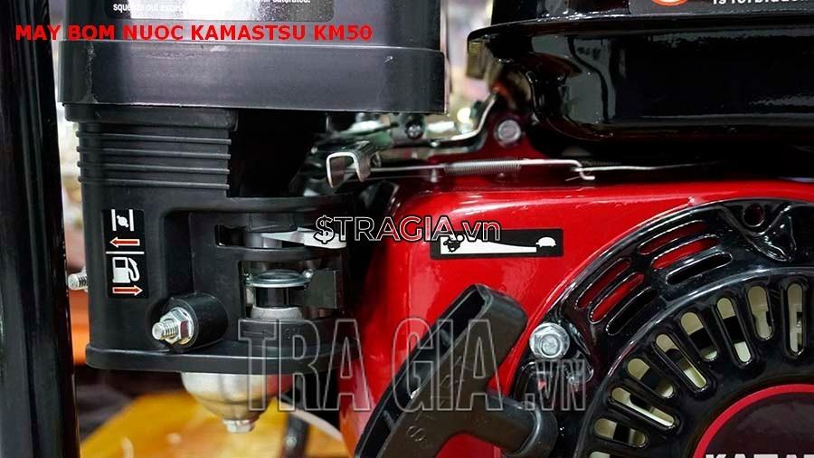 Tay ga của máy bơm nước Kamastsu KM50