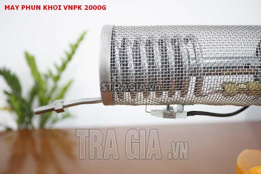 Đầu phun khói của VNPK-2000G