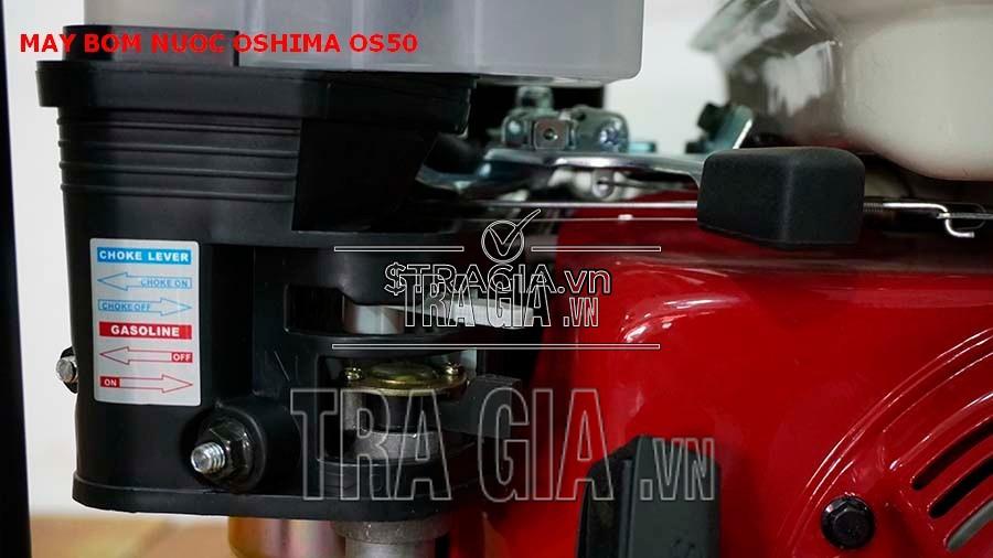Tay ga của máy bơm Oshima OS-50