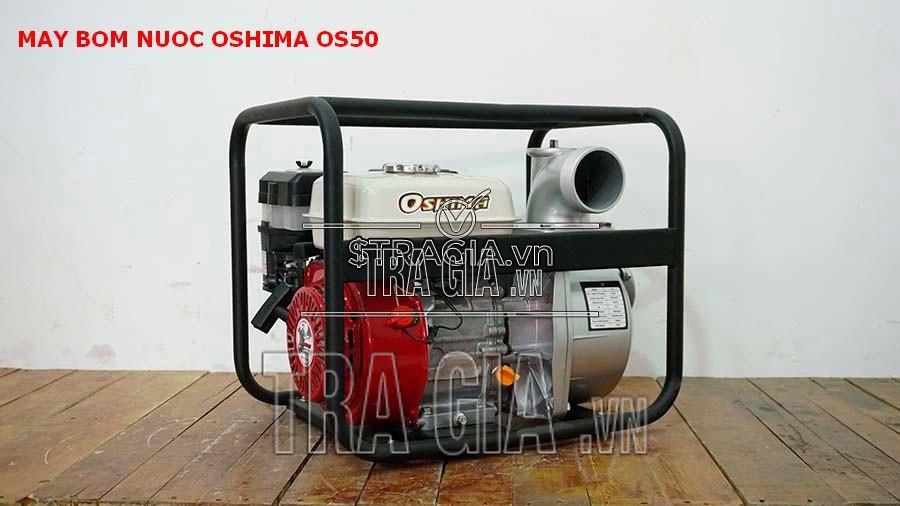 Máy bơm Oshima OS-50 được sử dụng phổ biến trong nông nghiệp