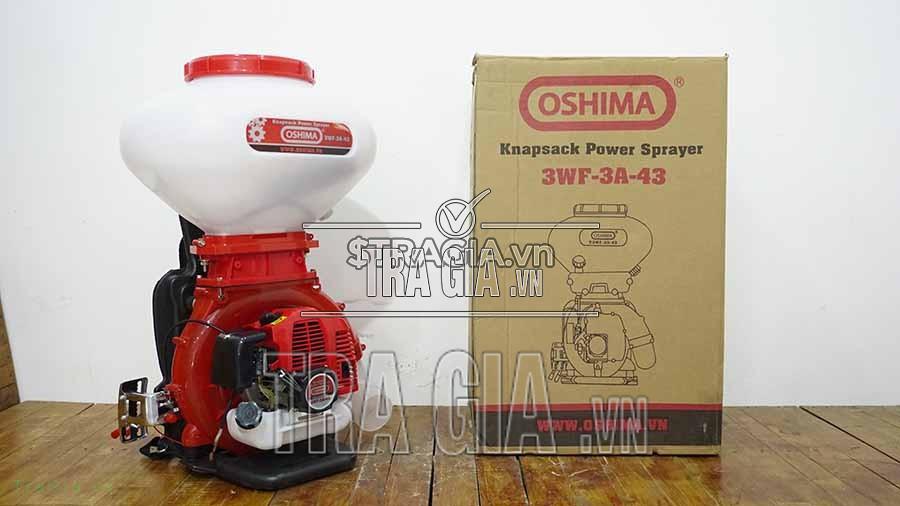 Bình xạ phân Oshima 3WF 3A 43 chính hãng